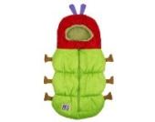 Raupe Nimmersatt C70009 2in1 Kinderwagen - Babyschalen-Schlafsack, grün