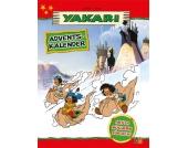 Yakari Adventskalender, mit 24 Minibüchern