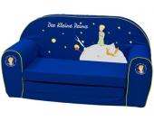 Knorrtoys Kindersofa Der Kleine Prinz (Blau) [Kinderspielzeug]