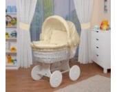 Little world babywiege stubenwagen babyschaukel beige