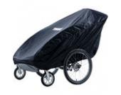 Chariot Schutzhülle für Kinder-Fahrradanhänger, dunkelblau
