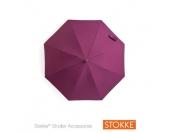 STOKKE ® Kinderwagen Sonnenschirm Brombeer 50+ UV-Schutz - lila