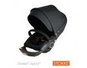 STOKKE ® Xplory®, Trailz™ & Crusi™ Sitz Black - schwarz