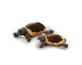 Plüschtier Schildkröte Schildi - 60 cm - - Plüschtier von Steiner - handgefertigt in Deutschland - XXL Kuscheltier