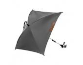 Mutsy IGO Sonnenschirm Lite Dark Grey - urban nomad Edition - grau