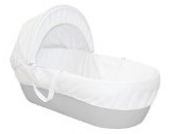 Shnuggle Modern Moses Basket (Pebble Grey)