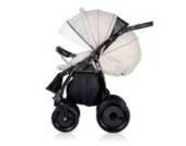 Chipolino CHIPKKST1402CH Baby Buggy und Babyschale Stella, champagner