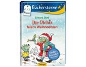 Büchersterne: Die Olchis feiern Weihnachten