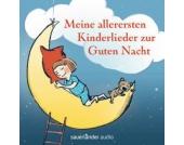Meine allerersten Kinderlieder zur Guten Nacht, 1 Audio-CD