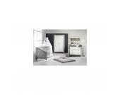 Komplett Kinderzimmer NORDIC DRIFTWOOD, 3-tlg. (Kinderbett + US, Wickelkommode und 2-türiger Kleiderschrank), Drift Wood/weiß Gr. 70 x 140