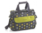 Chic 4 Baby Wickeltasche Luxury (Lemontree) [Kinderwagen]