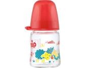 nip Weithalsflasche Glas 120ml