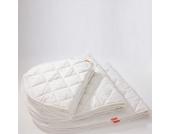 Leander Matratzenauflage für Wiege, Babybett und Juniorbett