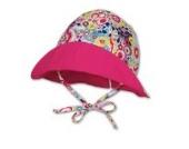 Sterntaler Sommer Hut Mütze 1411506 Modell 2015 Farbe: Magenta Größe: 49