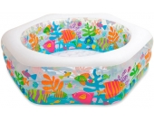 Intex Schwimm-Center Ocean Reef Pool 191 x 178 cm [Kinderspielzeug]