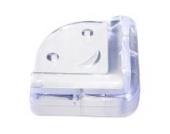 Sonline 16pcs Kantenschutz Eckenschutz Kinderschutz Soft Baby Kinder Sicherheitspolster Transparent