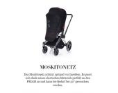 CYBEX PLATINUM  Moskitonetz transparent 2018 f�r Priam und Mios