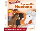 Bibi und Tina Hörbuch: Der weiße Mustang (MP3-Download)