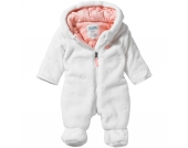 EAT ANTS BY SANETTA Baby Overall Gr. 74 Mädchen Baby