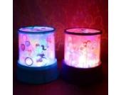 LED Nachtlicht, Sternenhimmel für Kinder, Kinderlicht, Kinderlampe Schlummerlich Schlaflicht