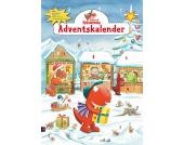 Der kleine Drache Kokosnuss Adventskalender - Auf dem Weihnachtsmarkt