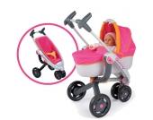 Bayer Chic 2000 Puppenhochstuhl Papilio Pink (Rosa-Pink) [Kinderspielzeug]