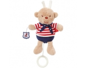 fehn ® Ocean Club Mini-Spieluhr Teddy