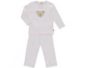 Steiff Girls Mini Schlafanzug 2-teilig barely pink - Mädchen