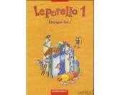 Leporello, Ausgabe Hessen und Nordrhein-Westfalen, 1. Schuljahr, Übungen, 2 Tle..