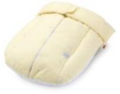 Christiane Wegner 0380 00-423 - Matratzenschlafsack Lilly, Reissverschluss mittig, daunenweiche Thermo-Wattierung für sicheren Schlaf