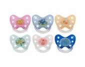 Baby Nova LATEX Schnuller Dentistar Gr.2 ab dem 1. Zahn