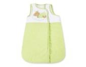 Babyschlafsack von Sleeping Bear in 5 Farben erhältlich, 70 cm, Farbe:Grün