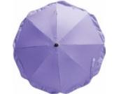 Playshoes 4010952286588 Sonnenschirm für Kinderwagen mit UV Schutz violett, 70 cm
