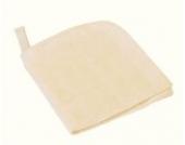Disana Mullwaschlappen 100 % reine Bio Baumwolle, 3er Pack, Gr. 25x25 cm