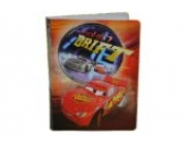 Fotoalbum - Disney  Auto Cars  - zum Einstecken / Einsteckalbum - für Kinder - Photoalbum Kinderalbum - Junge Car Lightning Mc Queen McQueen / Kinderfotoalbum - Autos - Einsteckbuch - Babybuch