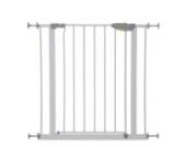 Hauck Türschutzgitter Squeeze Handle Safety Gate, 75-81 cm, weiss