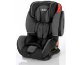 LCP Kids Auto-Kindersitz GT 9-36 kg mit Schlafposition; Farbe: Schwarz