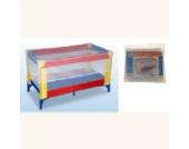 Moskitonetz für Laufstall/Kinderbett - Fliegengitter