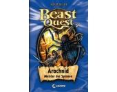 Beast Quest: Arachnid, Meister der Spinnen