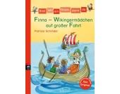 Erst ich ein Stück, dann du: Finna - Wikingermädchen auf großer Fahrt