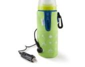 Nuvita 1073 Travelmilk Flexi Autoflaschenwärmer, grün