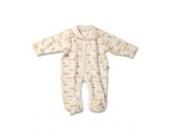 Jacky Unisex Schlafanzug, Little Friends, Weiß, 56, 321400